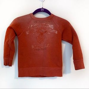 FITCH CO LTD KIDS CREWNECK